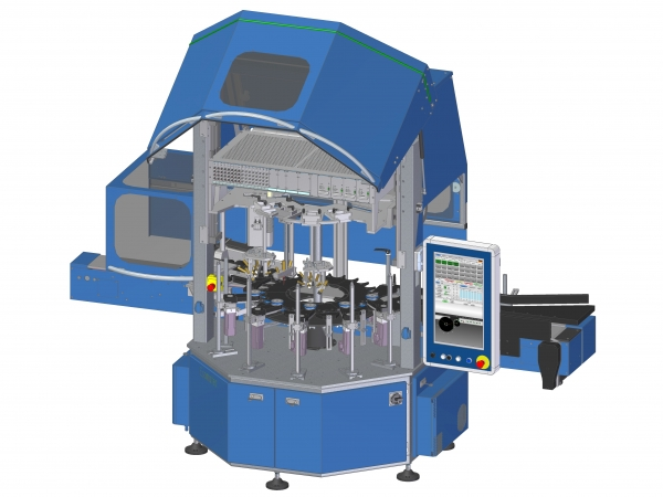 GSMneo - container glass inspection machine